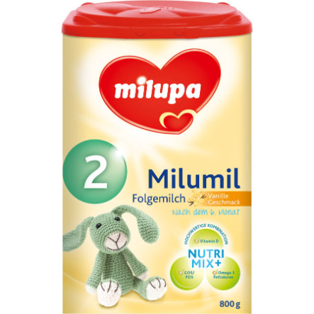 Milupa milumil 2 Follow-on Formula Vanilla 800g