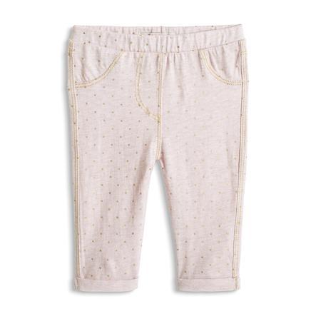 ESPRIT Pantaloni gambe bambino Girl ESS Legging Pants nudo