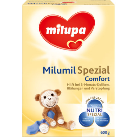 MILUPA milumil Comfort Spezialnahrung 600g
