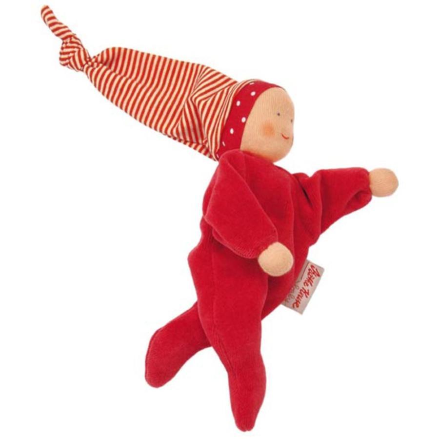 KÄTHE KRUSE Nickibaby červené 20 cm