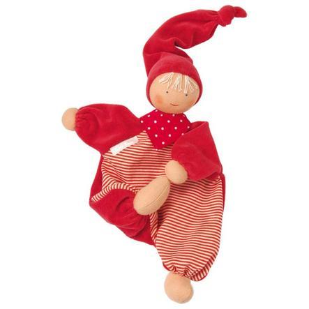KÄTHE KRUSE Lalka Gugguli - kolor czerwony 28 cm
