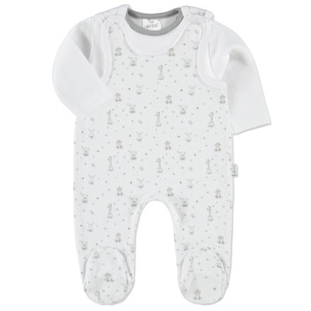 Little Baby Friends Forever Romper setje alloverprint