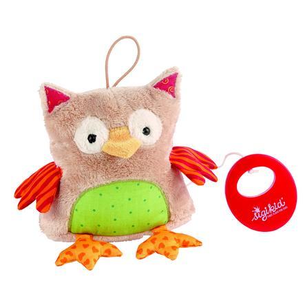 SIGIKID Hrací hračka - sova