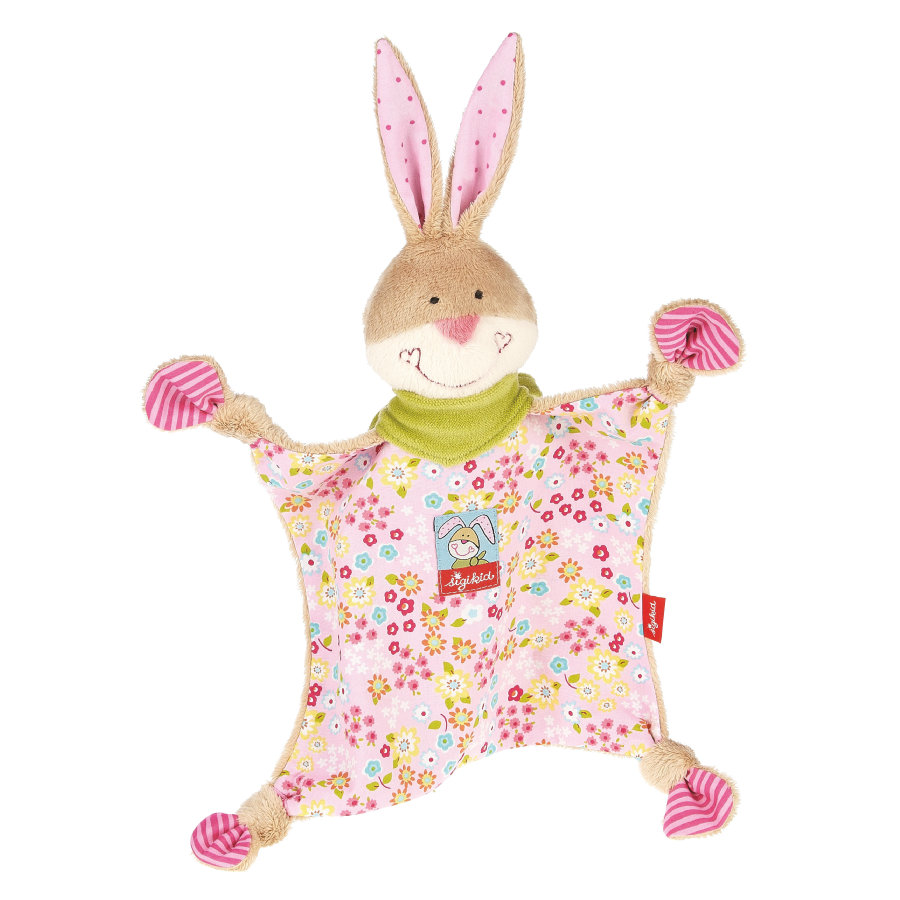 Sigikid Knuffeldoek Bungee Bunny