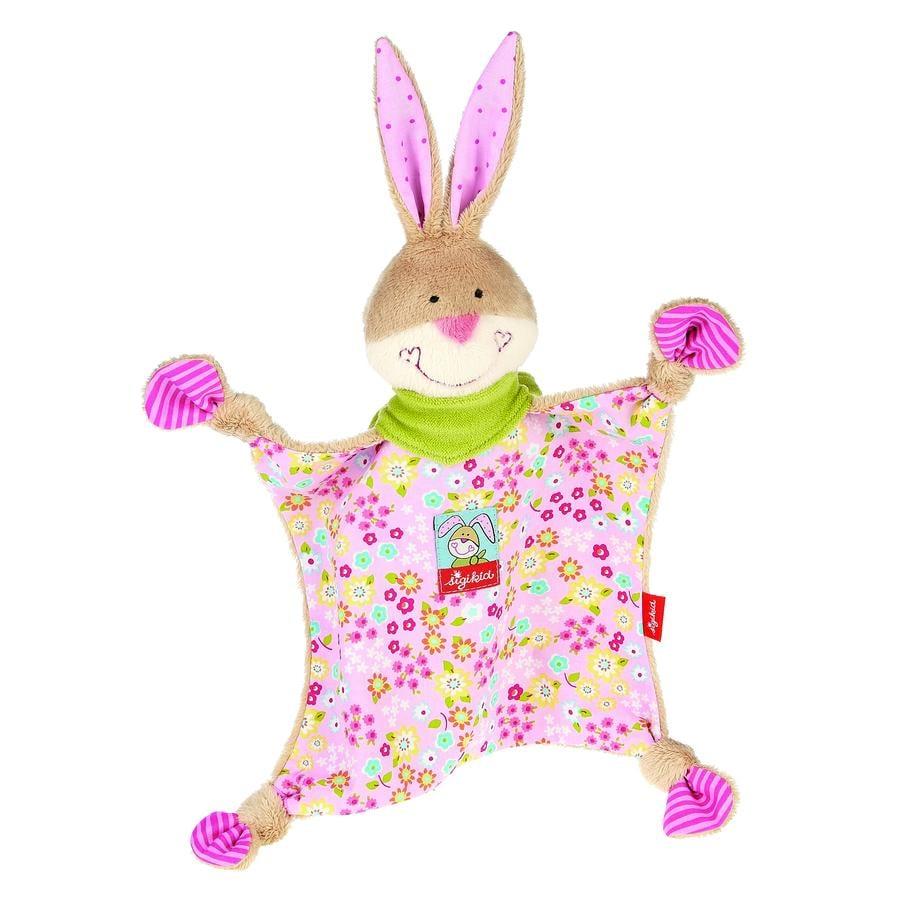 SIGIKID Przytulanka/szmacianka Zajączek Bungee Bunny