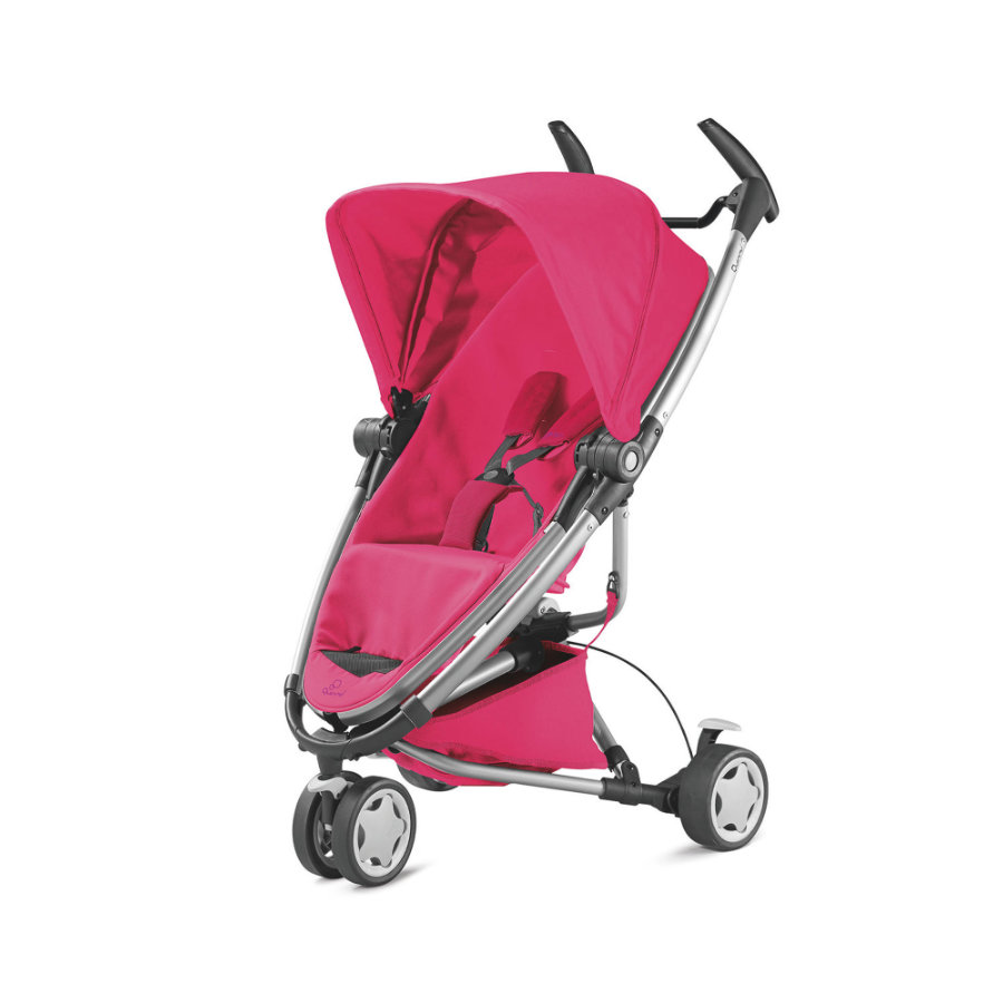 QUINNY Poussette-canne Zapp Xtra 2.0 Pink passion