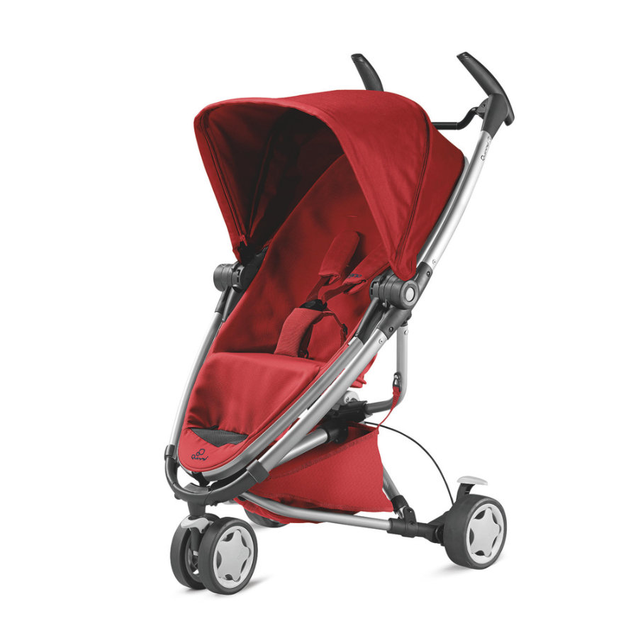 Quinny Zapp Xtra 2.0 2017 Red Rumour