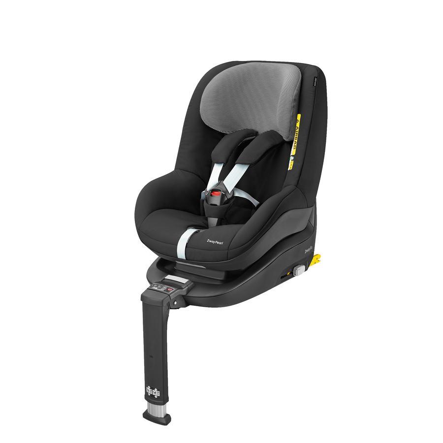MAXI COSI Kindersitz 2wayPearl Black raven