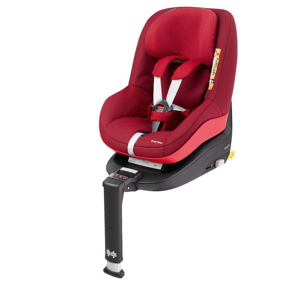 MAXI COSI Kindersitz 2wayPearl Robin red