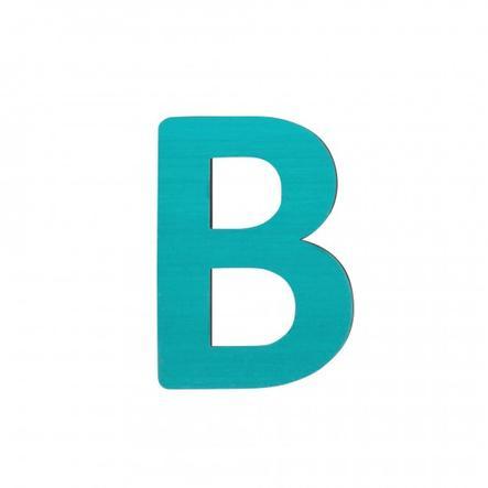 SEBRA B, turquesa