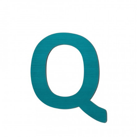 SEBRA Kirjain Q, petroli