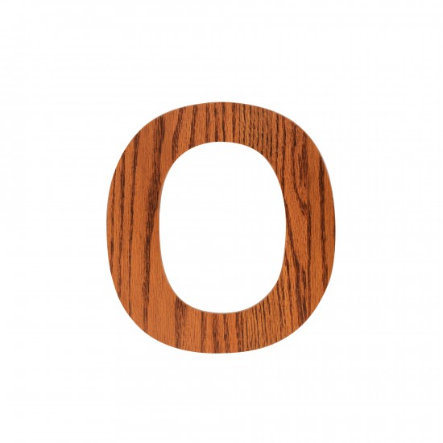 SEBRA Jouet Lettre Symbole, bois