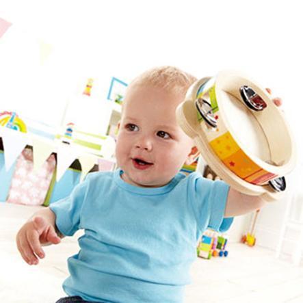 HAPE Liten tamburin