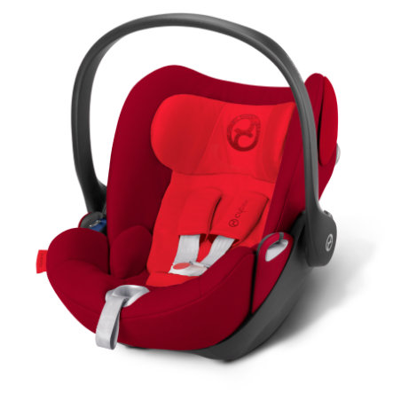 cybex PLATINUM Babyschale Cloud Q Mars Red-red