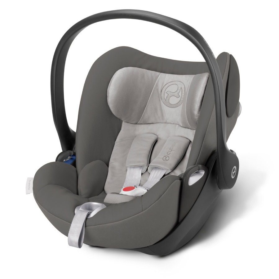 cybex PLATINUM Babyschale Cloud Q Manhattan Grey-grey