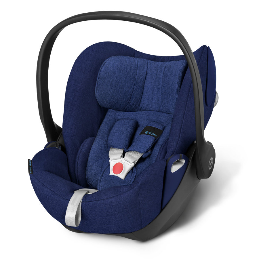 cybex PLATINUM Babyschale Cloud Q PLUS Royal Blue-blue
