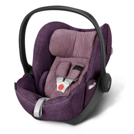 cybex PLATINUM Babyschale Cloud Q PLUS Princess Pink-purple