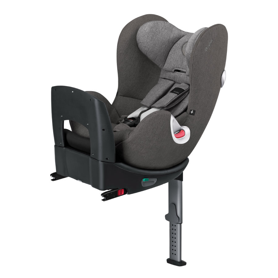 CYBEX PLATINUM Kindersitz Sirona PLUS Manhattan Grey-grey