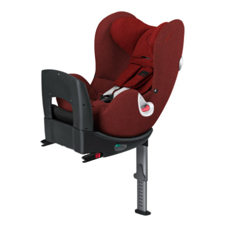 CYBEX PLATINUM Kindersitz Sirona PLUS Mars Red-red