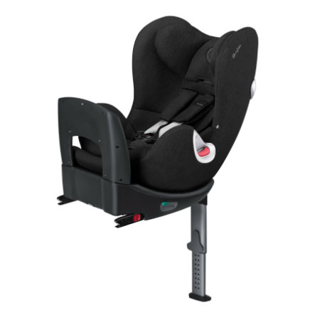 CYBEX PLATINUM Kindersitz Sirona PLUS Happy Black-black