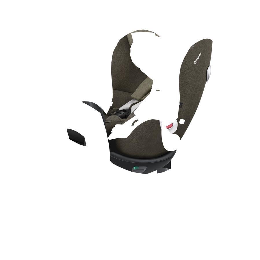 CYBEX PLATINUM Kindersitz Sirona PLUS Olive Khaki-khaki