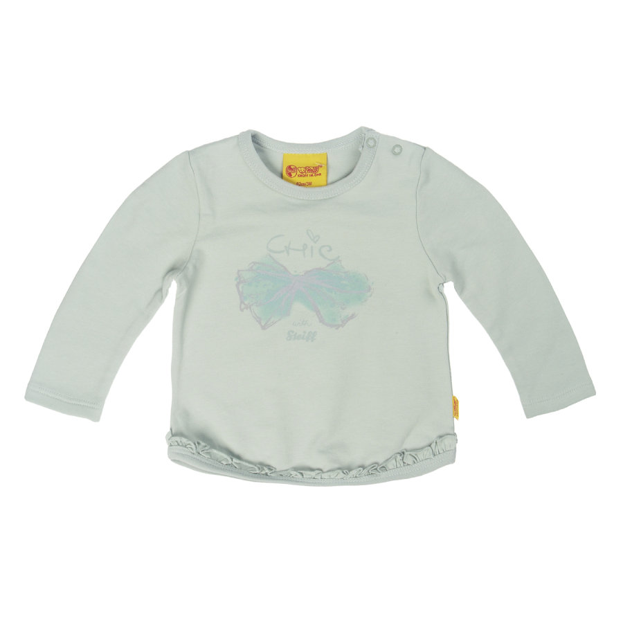 STEIFF Girls Mini Sweatshirt gray