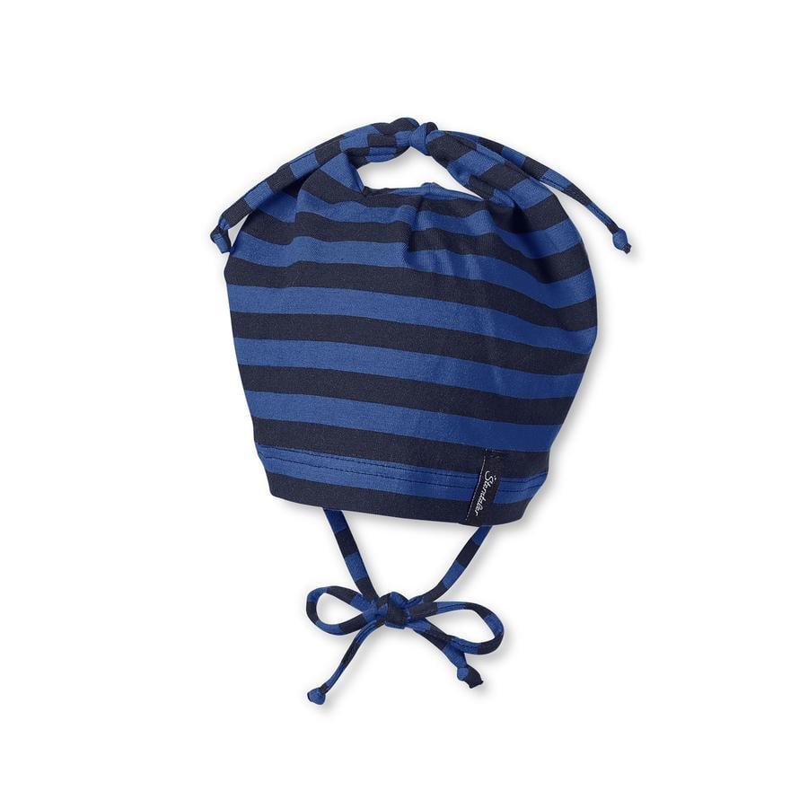 STERNTALER Gorra con nudos, azul marino