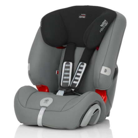 BRITAX Römer Evolva 123 Plus 2016 Steel Grey