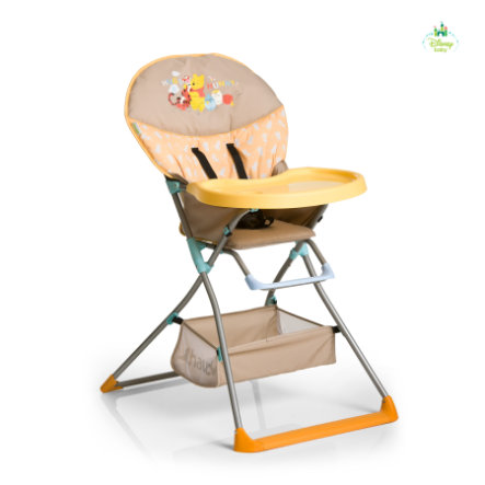 HAUCK Jídelní židlička Mac Baby Deluxe Pooh in the Sun