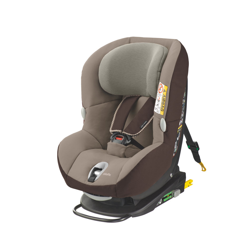 Bébé Confort Siège auto MiloFix Earth Brown