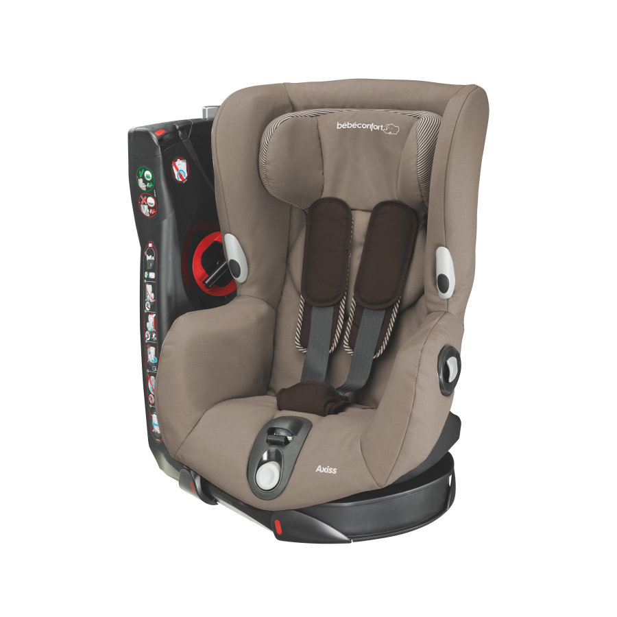 Bébé Confort silla de coche Axiss color marrón