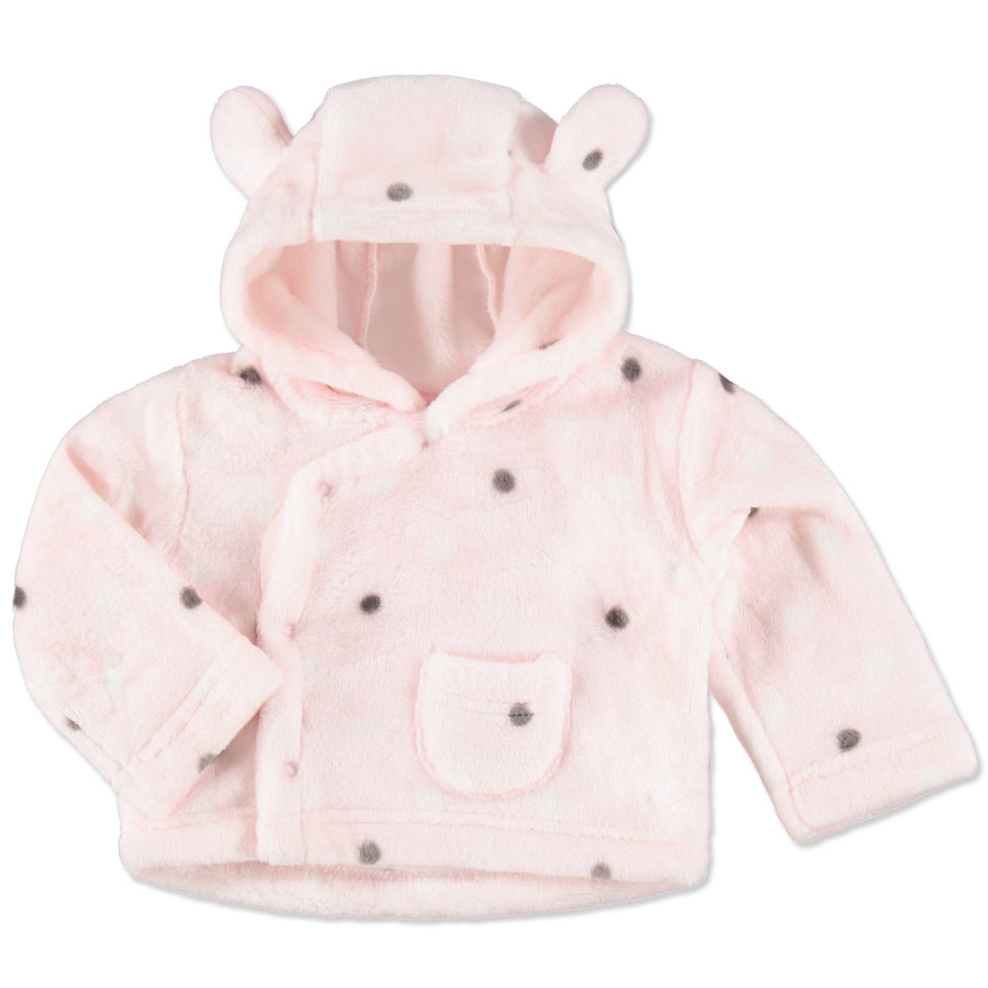EDITION4BABYS Cashmere Soft Flanell Jacke rose