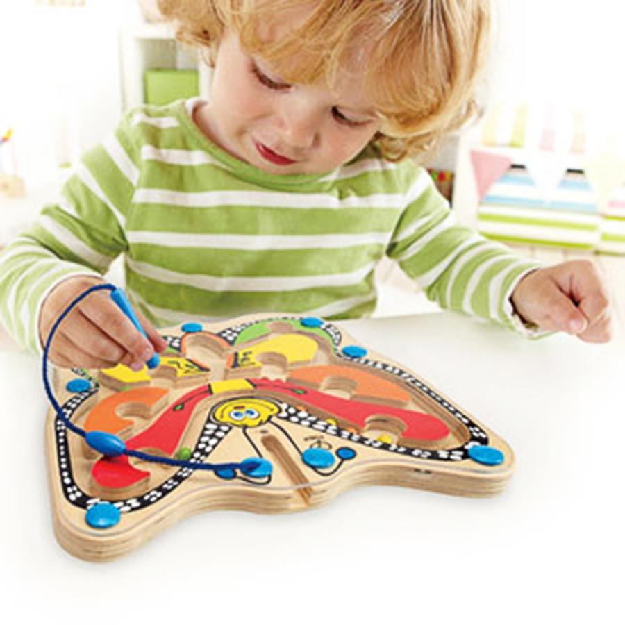 HAPE Color Flutter Butterfly - Färgglad fjäril