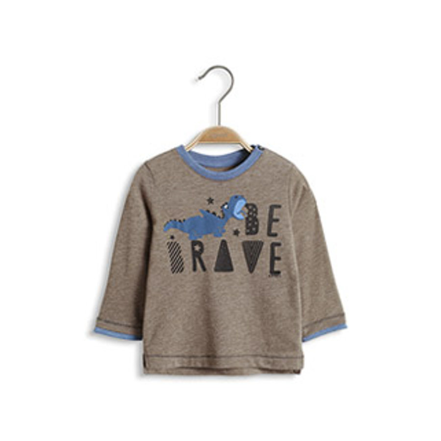 ESPRIT Be Brave Bluzka brown