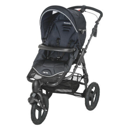 Bébé Confort Passeggino 3 ruote High Trek Black Raven