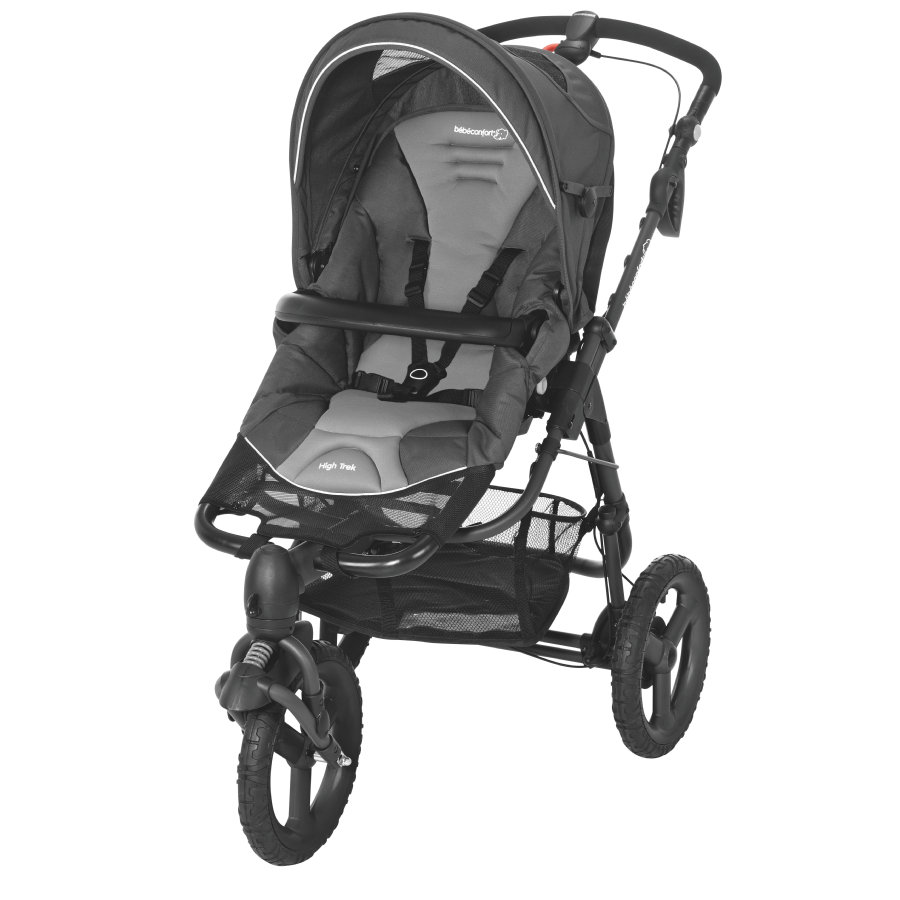 Bébé Confort Passeggino 3 ruote High Trek Concrete Grey