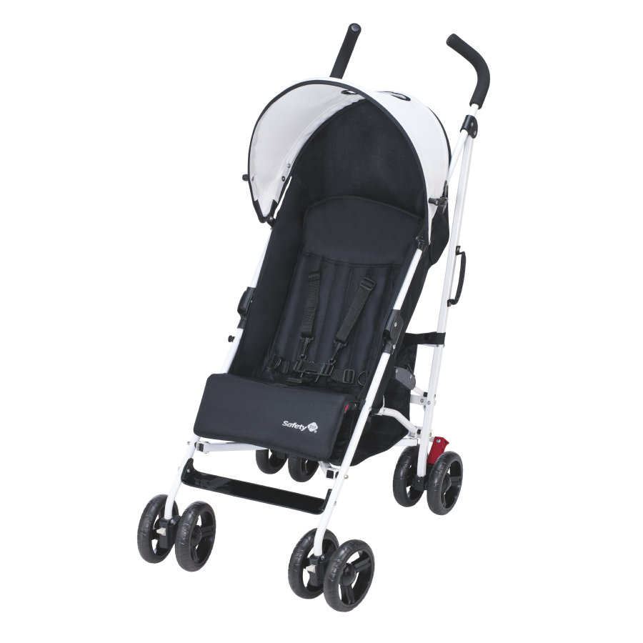 SAFETY 1ST Poussette-canne Slim Black & White