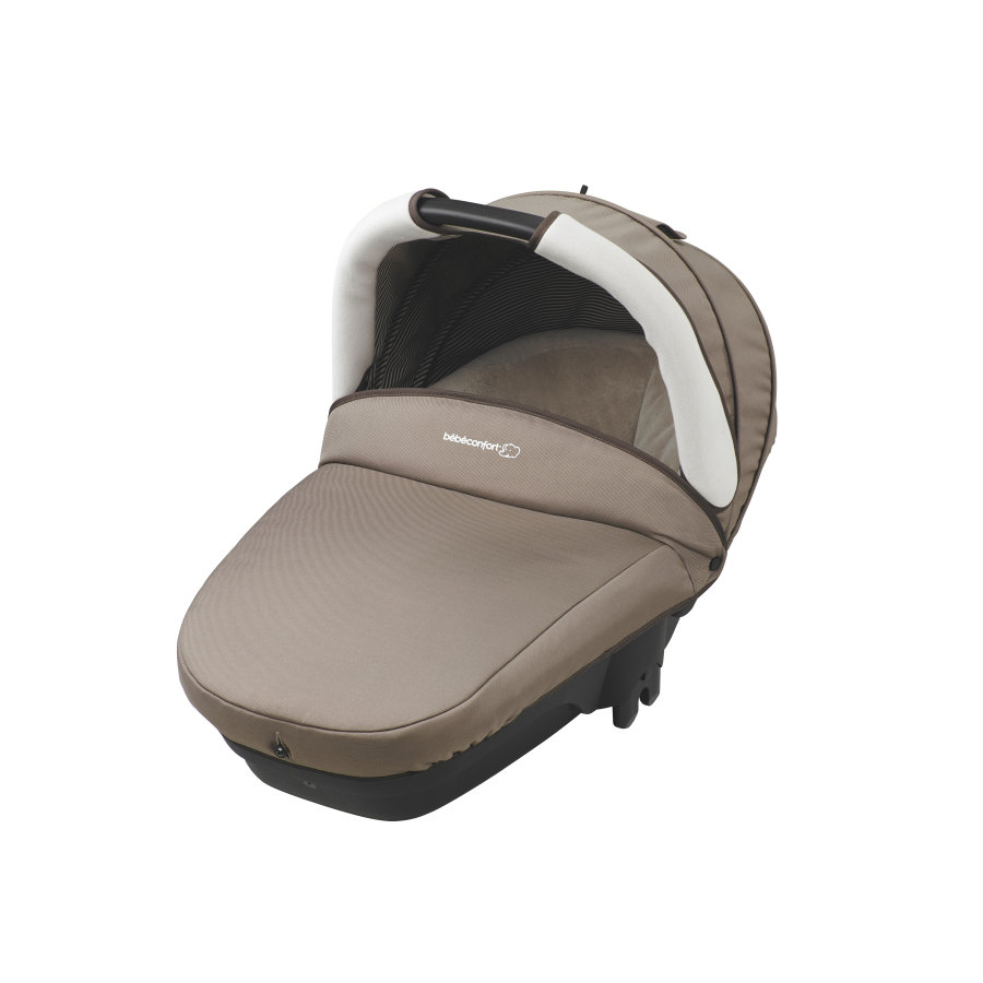 Bébé Confort kompakte Tragewanne EARTH BROWN (Babyschale 0 - 13 kg)