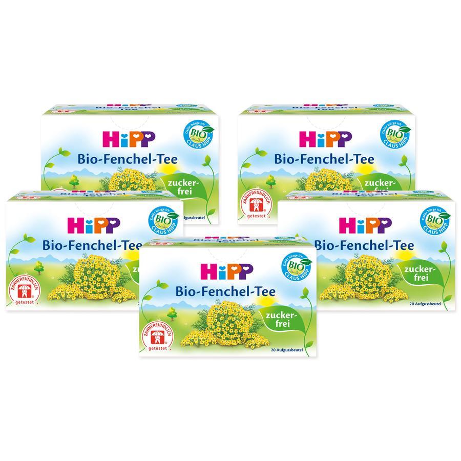 HiPP Bio-Fenchel-Tee 6x30g