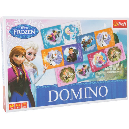 LEGLER Disney Frozen - Domino