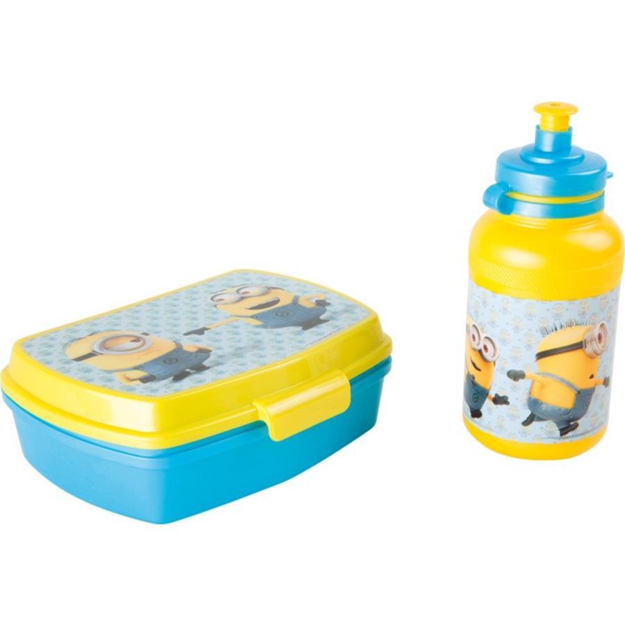 LEGLER Minions - Matlåda och flaska