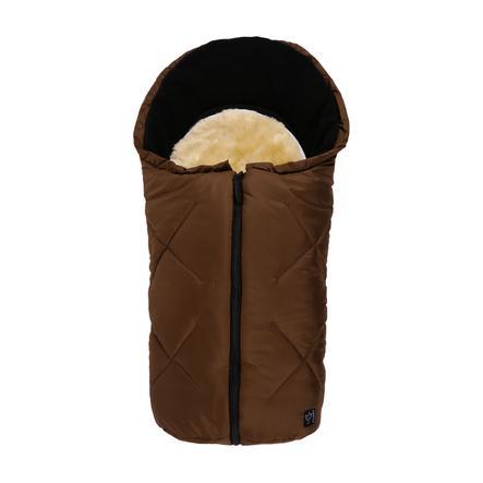 KAISER Kuschelsäckchen Little Sheepy braun