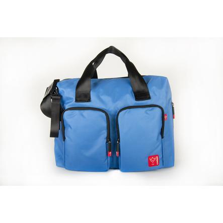 KAISER Přebalovací taška Worker modrá