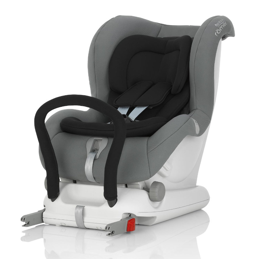 Britax Römer Kindersitz Max-Fix II Steel Grey