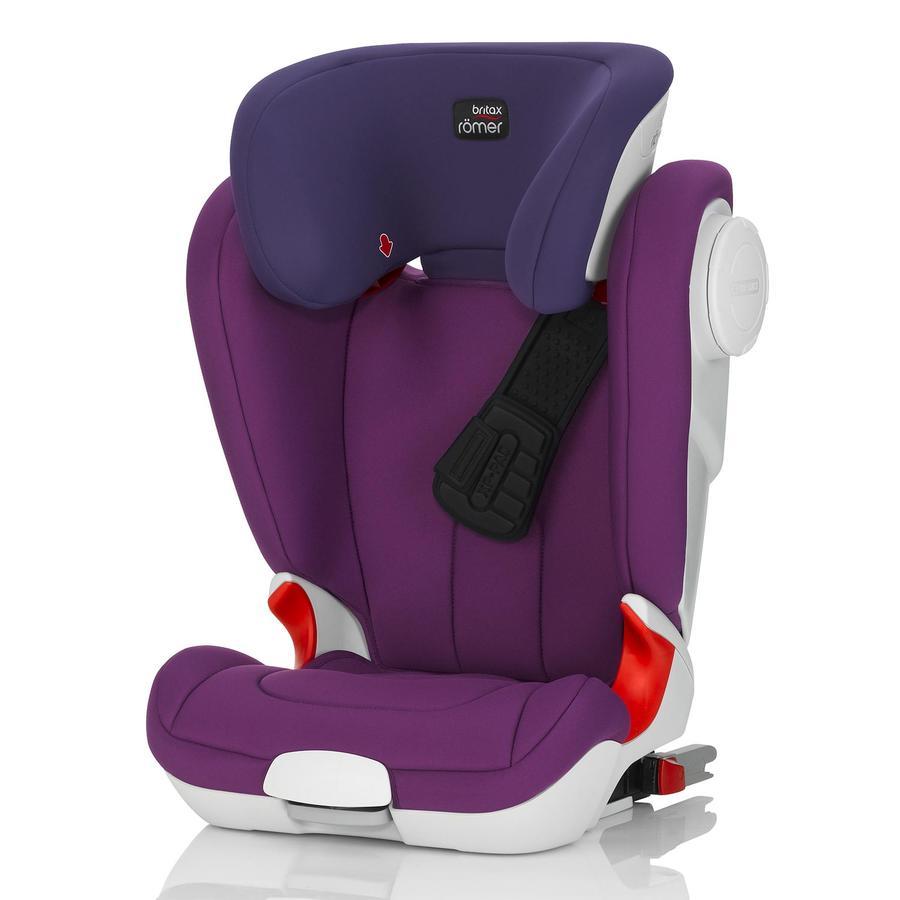 Britax Römer Siège auto Kidfix XP SICT Mineral Purple, modèle 2016