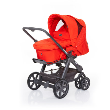 ABC DESIGN Combi Pram Turbo 6 Fashion including Carrycot flame