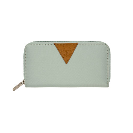LÄSSIG Lompakko Glam Signature Wallet, Blue Surf