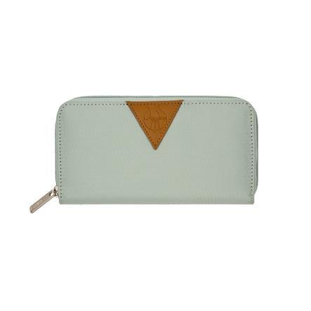 LÄSSIG Portemonnee Glam Signature Wallet blue surf