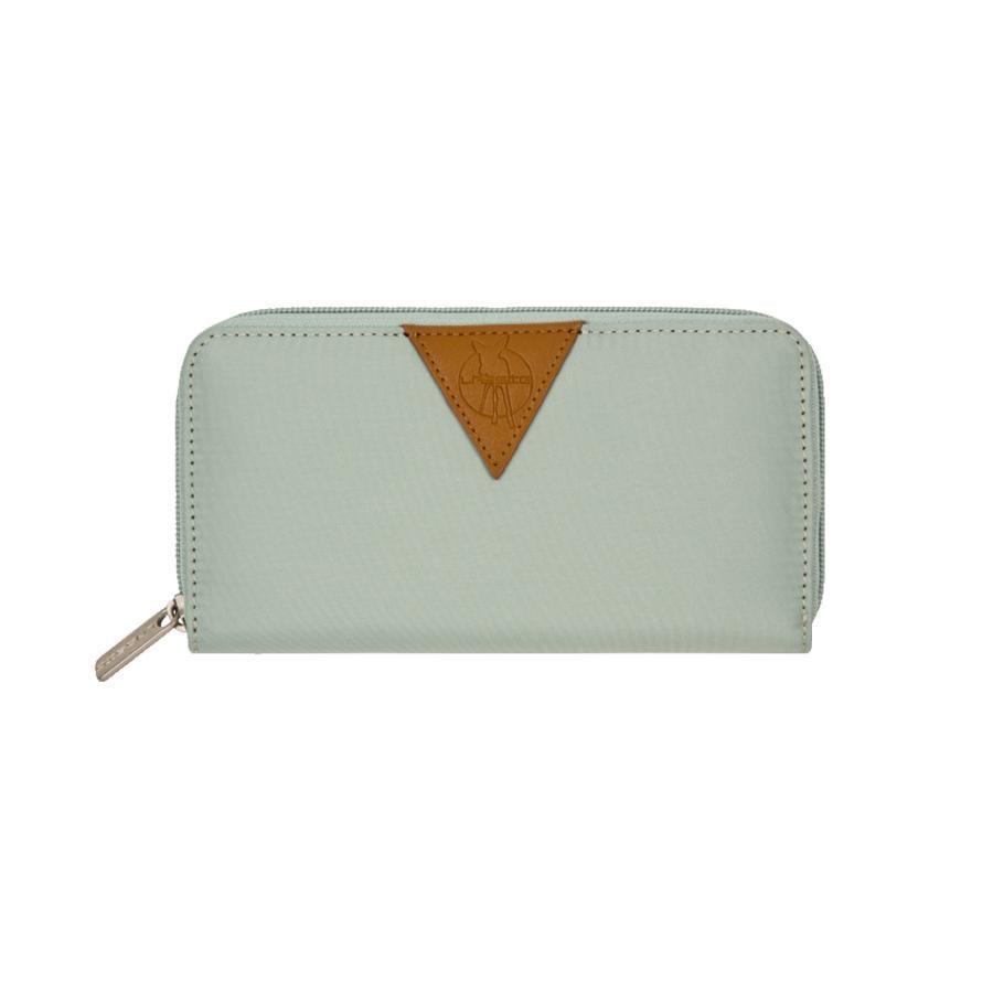 LÄSSIG Portemonnaie Glam Signature Wallet blue surf