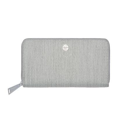 LÄSSIG Peněženka Green Label Mix 'n Match Wallet light grey